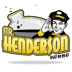 Mr Henderson Water